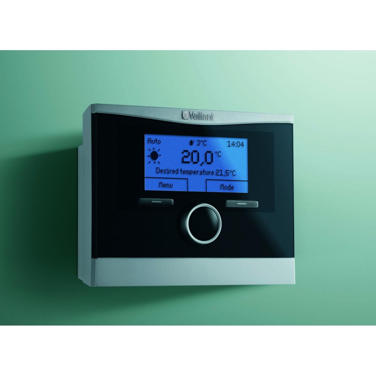 Termostato modulante inalambrico calormatic 370f Vaillant calormatic 370f